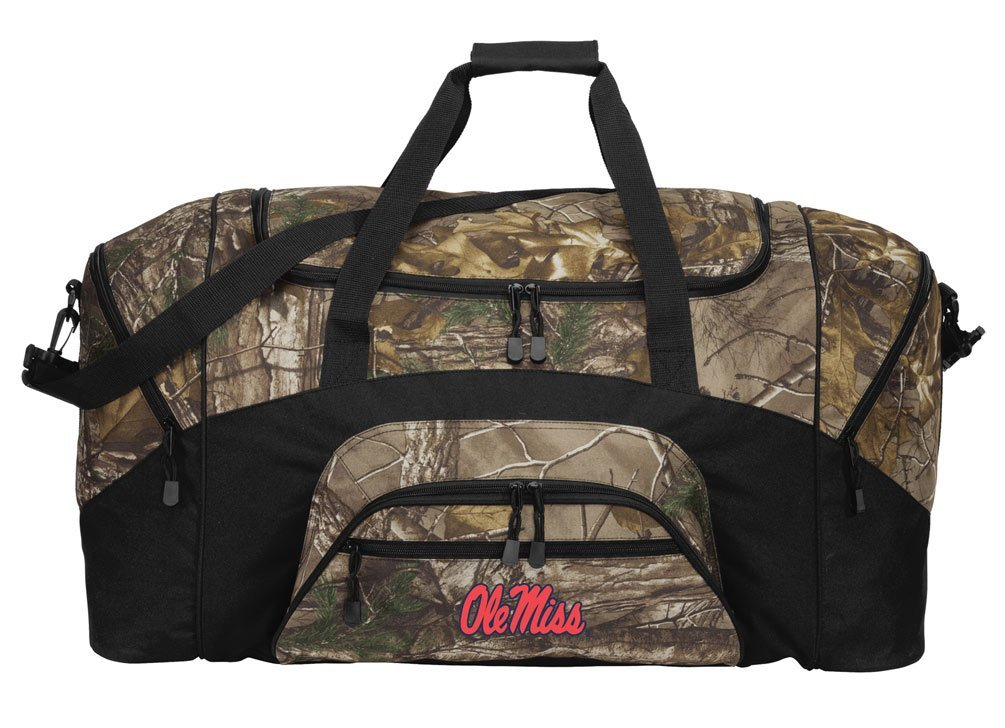 Buy RealTree Camo Ole Miss Duffel Bag Or Camo University of Mississippi Gym  Bag in Cheap Price on m.alibaba.com 8c0b56fb183b0