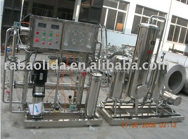 RO-2000L/h ro water treatment plant price with 4040 <strong>membrane</strong>