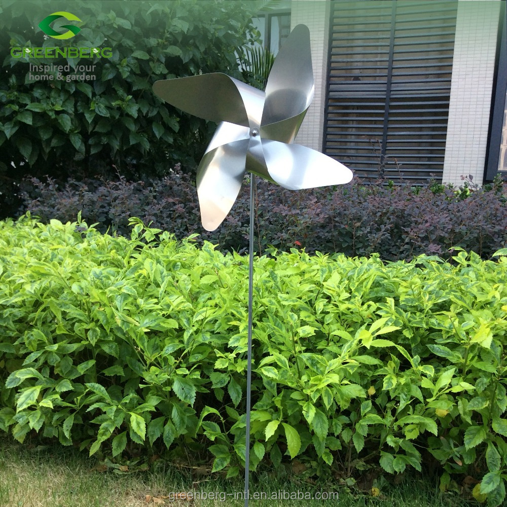 Ornamental Garden Metal Windmill, Ornamental Garden Metal ...