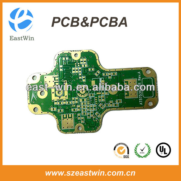 Shenzhen quick fast express prototype customized PCB manufacture