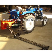sickle mower grass cutter machine
