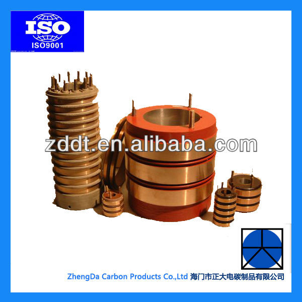 Quick Customized Slip Ring Collector Ring