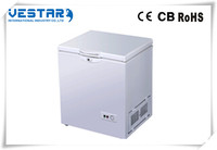 High quality new design best selling SANG brand chest freezer with single door