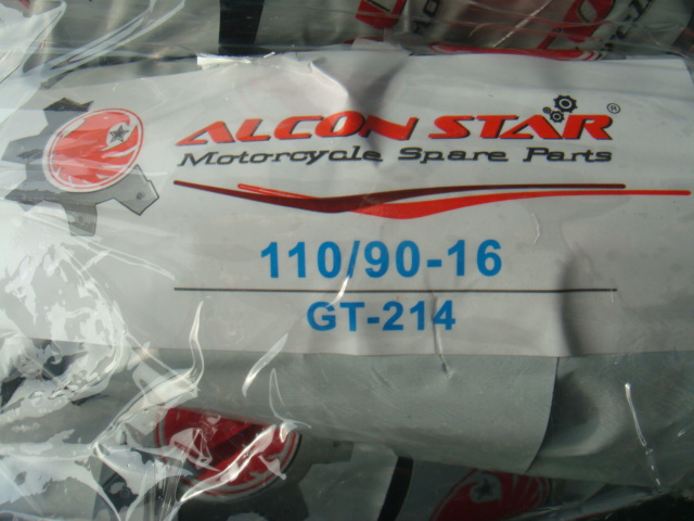 alcon star rubber motorcycle inner tube and motorcycle tire (OWN FACTORY)