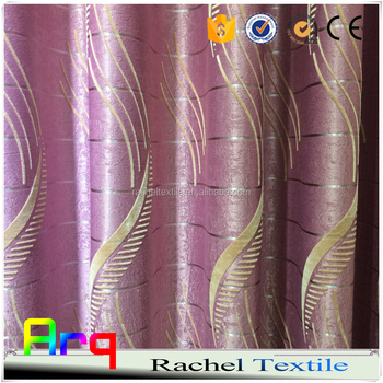 Cheap African fabric wholesale- 100% blackout flocked fabrics for ...