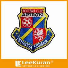 Football Basketball Club Embroidery Crest for Garment Accessory