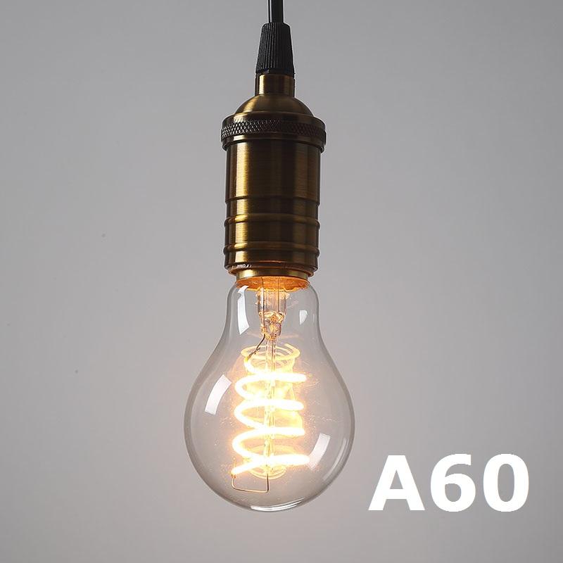E27 3D Светодиодная лампа RGB, Рождественское украшение, праздничная лампа A60 ST64 G80 G95 G125, бутылка с бриллиантовым сердцем и черепом 110В 220В, светод...(Китай)