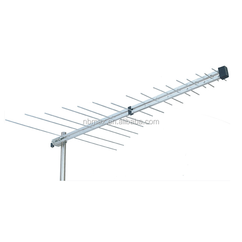 Maxenergy Outdoor 32 Elements VHF UHF Compact Log Periodic TV Antenna tv antenna outdoor uhf vhf