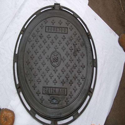 Top Exporter Selling Ductile Iron Manhole Cover , Cast Iron Manhole Cover for Sale