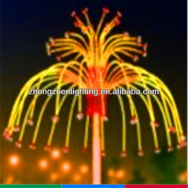 Led Firework Light,Street Pole Decorative Lighting,Street ...