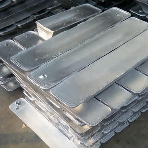 Standard Lead Ingot 99.99% Purity super bulk lead ingots and 99.99% min. (LME)