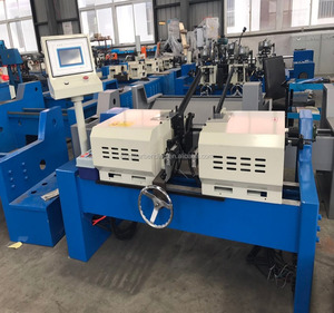 factory sells PLC control double head chamfering machine