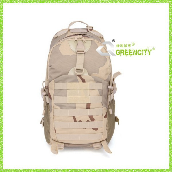 Outdoor Gear Military Tactical Molle Camping Backpack Rucksack Hiking