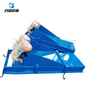 Hot Sale Vibrating Motor Feeder Machine Specification/Vibrating Grizzly Feeder For Sale