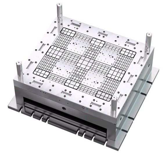 <strong>Specialized</strong> In Manufacturing Plastic Pallet Mold Manufacturer/Plastic Injection Pallet Mold