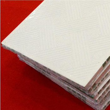 Exceptionnel PVC Coated Gypsum Board Ceiling For Office Building/ Clubs/ Banks