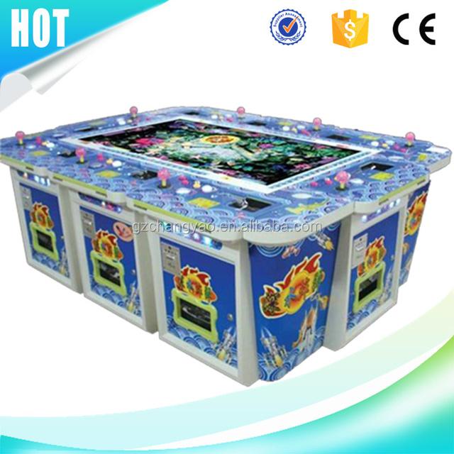 Captivating 2017 Hot Selling IGS Thunder Blue Dragon Gambling Fish Gaming Tables  Manufacturer
