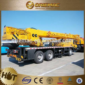 Hot selling Exported Mobile Crane XCMG 25ton Truck Crane QY25K-II for Sale