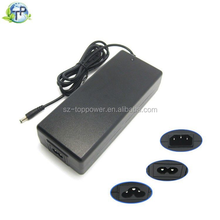 Medical and ITE Power Adapters offer 135 W continuous output.