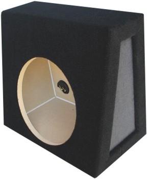 Single Sealed Sub Box Enclosure Subwoofer Box,Subwoofer Speaker Cabinet For  10/12-inch Woofer - Buy Sub Box Enclosure,Subwoofer Speaker