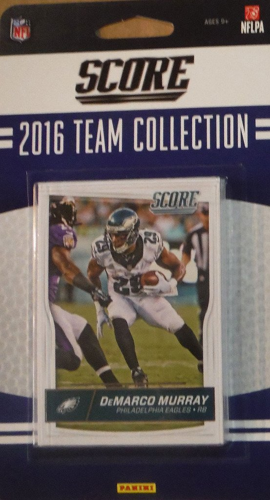 Buy Philadelphia Eagles 2016 Score Exclusive Factory Sealed