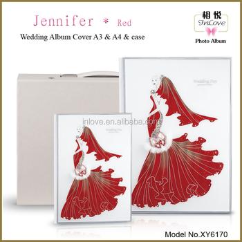 hot sale stylish wedding dress wedding albums