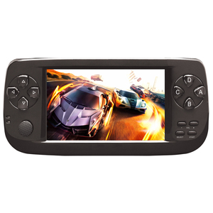 wholesale 2019 Popular 4.3 inch screen mp4 player MP5 game player handheld game console for children 16GB