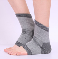 Amazon Hot Sale ankle support compression breathe ankle brace and different kind of sleeve ankle pads