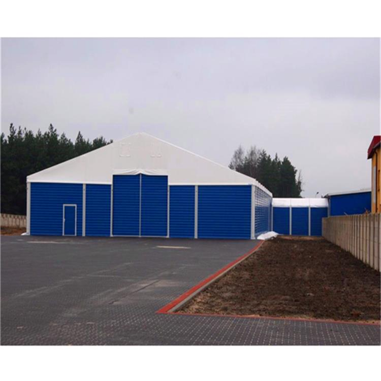 300 sqm Strong wind Protection super 8 warehouse From Factory