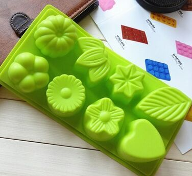 molde de silicone flower,fondant cake decorating tools,chocolate decorating mould