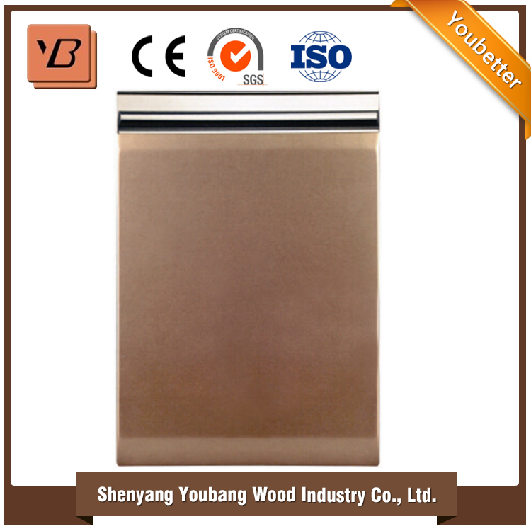 sparkle color lacquer paint kitchen cabinet door for modern house