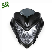 Motorcycle Spare Part Motorcycle Headlight For PULSAR 135 150 180 200NS