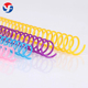 21 Ring Pvc Spiral Pack Binding Coil Plastic Single Wire