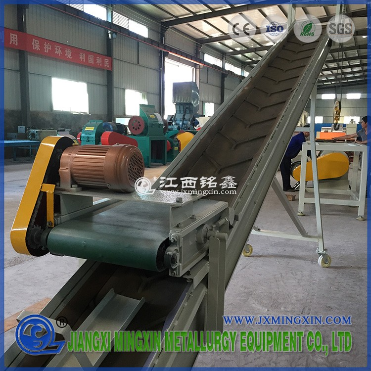 Industrial Belt Conveyor System, Rubber Belt Conveyor Making Machine