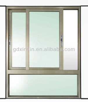 Instruction Diagram Of Series New Design Anweisung Diagramm Serie Xy Neues Schiebefenster Aus Aluminium Profile