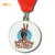 China Wholesale Custom 3D Metal Gold Medal Silver Copper Running Award Fashion Sports Medal
