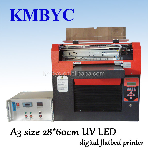 Stable a3 size 8 colors high speed uv ball/golfball/pingpong printing machine
