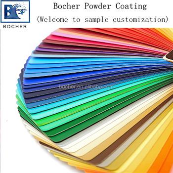 Non Toxic Ral Color Chart Spray Powder Coating Paint Buy Spray