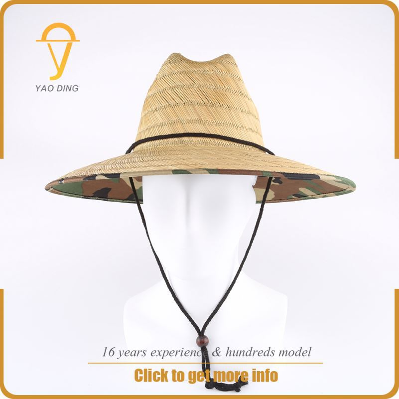 Yaoding bangladesh fashion headwear custom brands sombrero