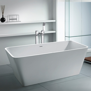 Home Hotel Bathroom Tub Sitting Antique Cast Iron Bathtub BS-8603