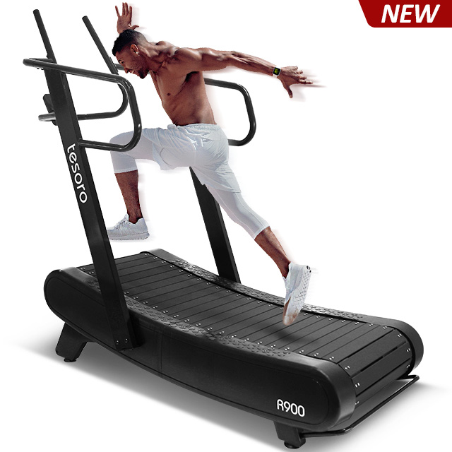 woodway treadmill commercial with resistance for sprint air runner treadmill running machine fitness gym equipment