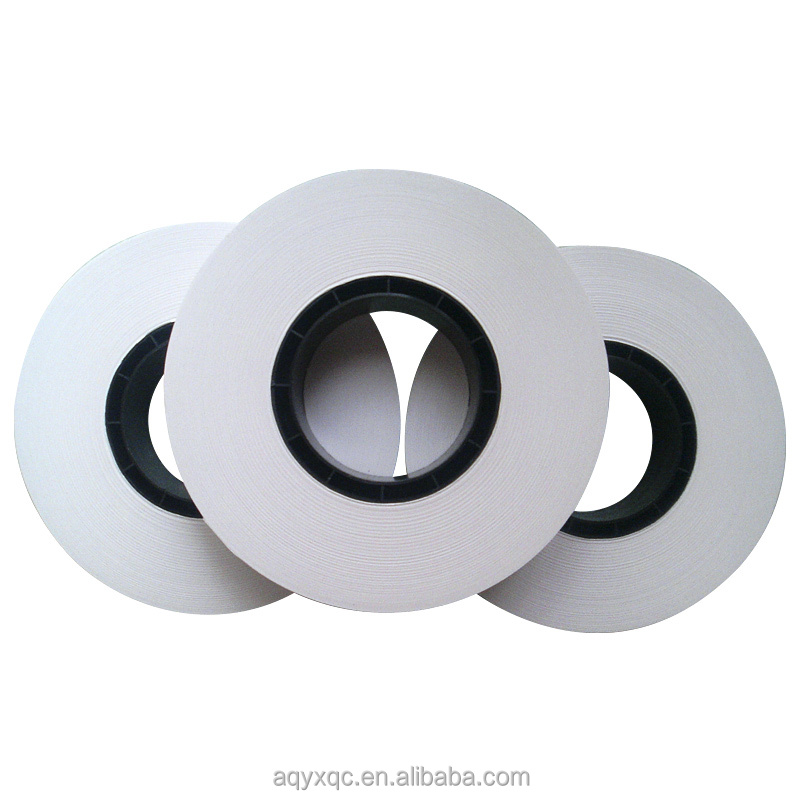 20mm Width packing Paper banding Tape for banknote binding machine