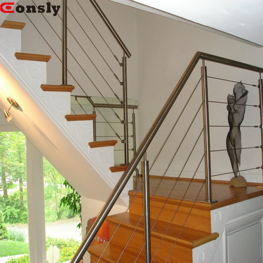 Balustrades & Handrails Components,Stainless Steel Prefab