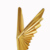 Resin Character Golden Wings Souvenir Resin Trophy