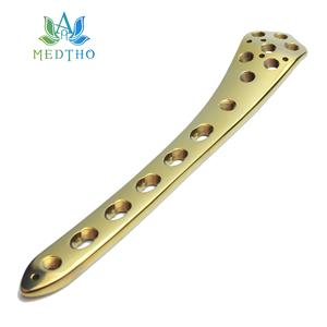 orthopedic implant trauma implants products Distal Femur Lateral Locking Plate