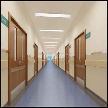 Porte De Placage De Bois Standard Chambre D\'hôpital Porte Taille ...