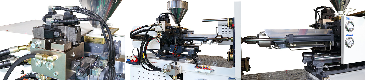 HC Series Servo Energy-saving Plastic Injection Molding Machine
