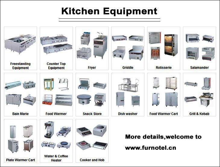 Hot stainless steel kitchen equipment restaurant buy for Equipement restaurant usage