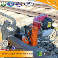 NZG-31 Internal Combustion water well manual rail drilling machine for rail track CRCC product