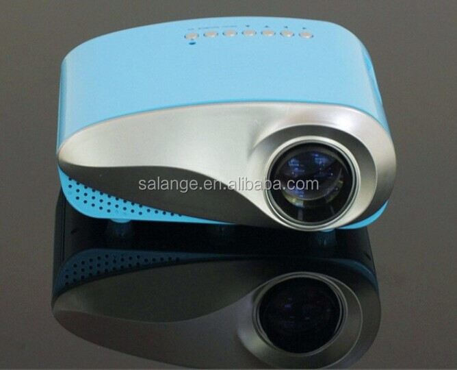 Digital type min beamer projector for tablet pc Home cinema gaming input ideal for Home home theater